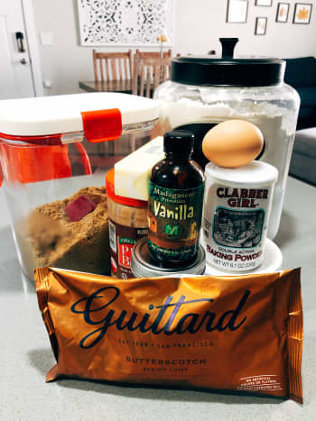 The principal ingredients for this recipe.