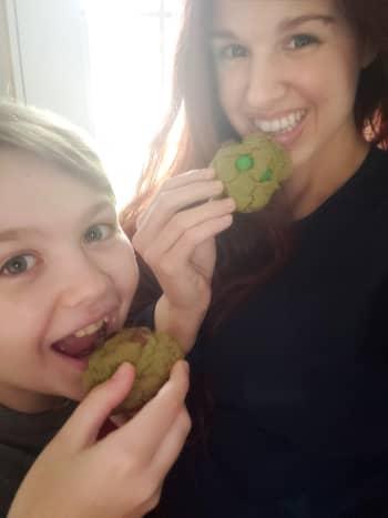 Cookie monsters.