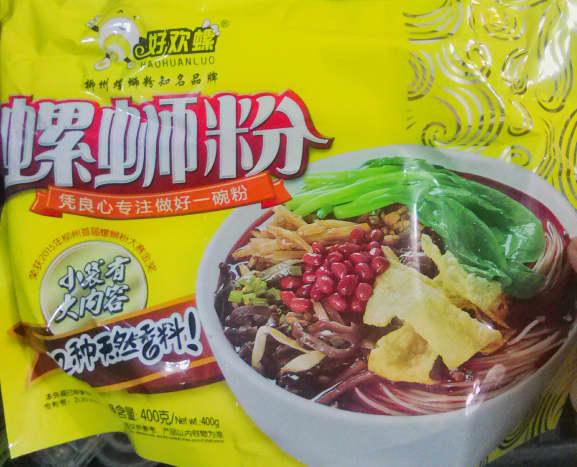 River Snail Instant Noodles Pack