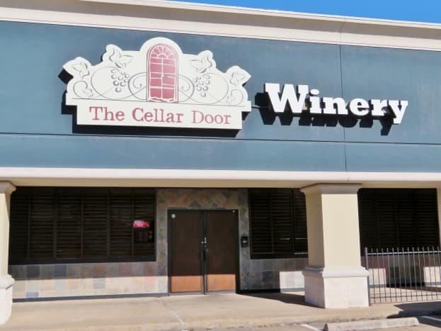 The Cellar Door exterior
