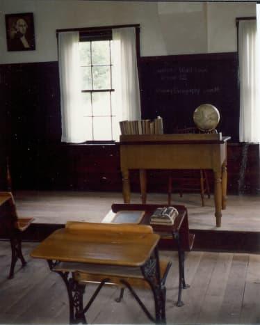 School house photos / West Branch, Iowa