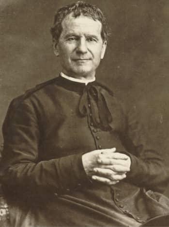 Don Bosco in 1880, aged 65.