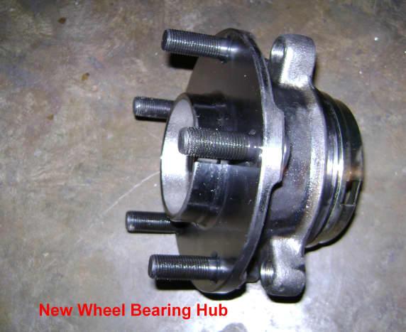 nissan-murano-front-wheel-bearing-hub-replacement