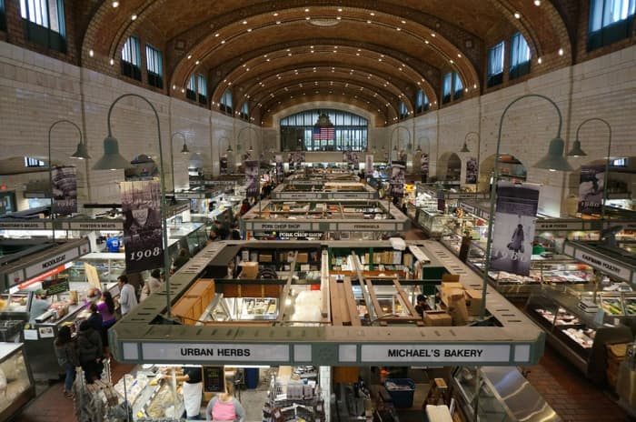 Market in Cleveland