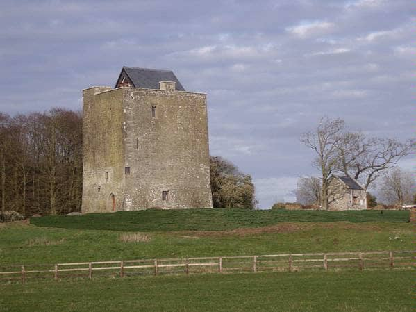 Killahara Castle Exterior