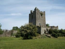 Clonony Castle Exterior