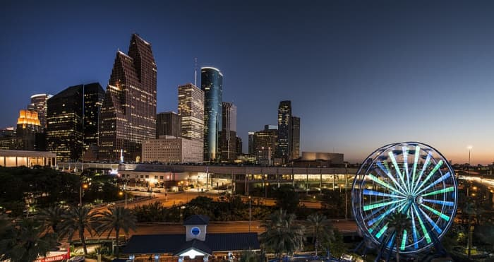 Houston: Number One Texas City for Jobs for All Ages.