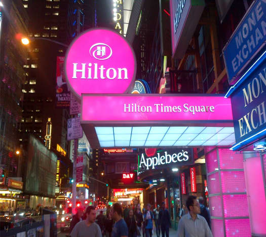 Trip to Times Square!