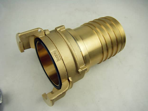 Brass Guillemin coupling