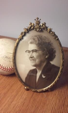 Sifting through someone else's past can be a rewarding experience. You may run into old family photos, postcards and many other items from a time long forgot.