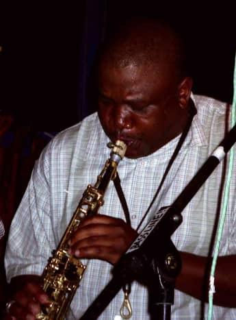 Reedman Zim Ngqawana