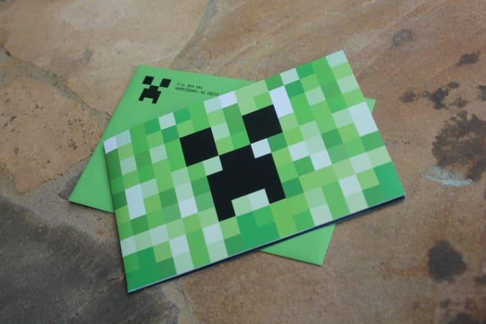 Creeper Card