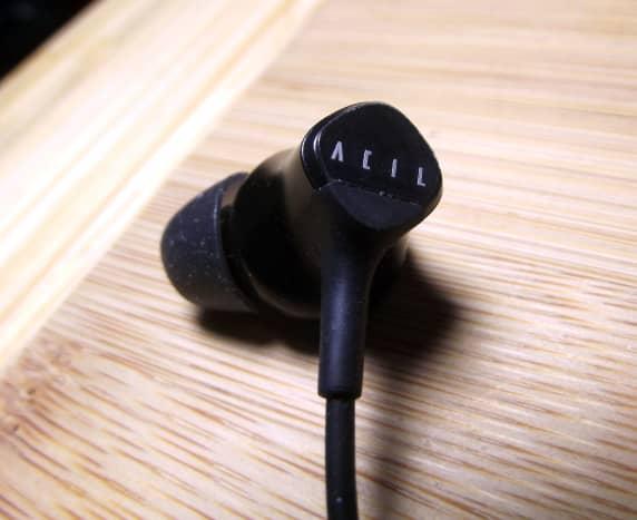 ACIL H2 Bluetooth Earbuds earpiece