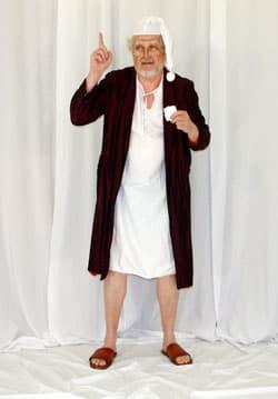 Scrooge Nightgown Costume
