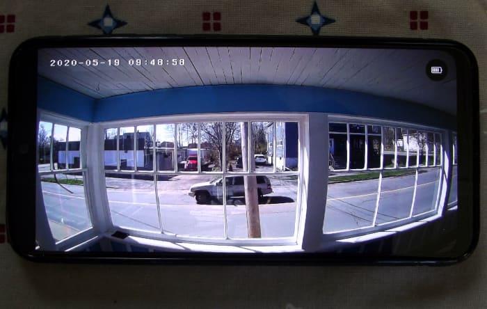 Video set to 1080P (HD)