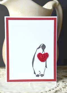 1. Penguin Heart