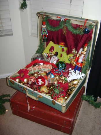 Spirit of Christmas Vignette