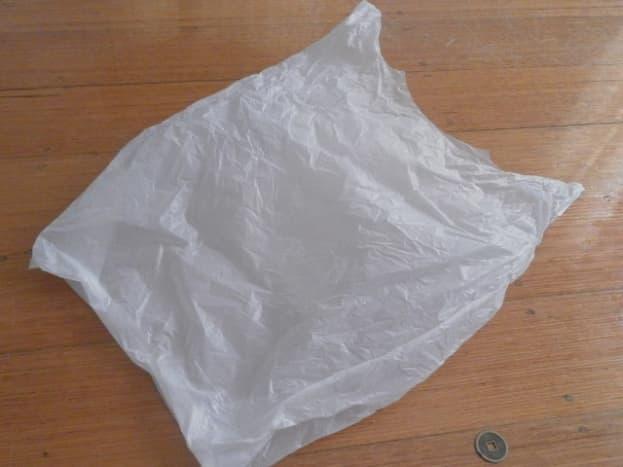 The useful plastic shopping bag.