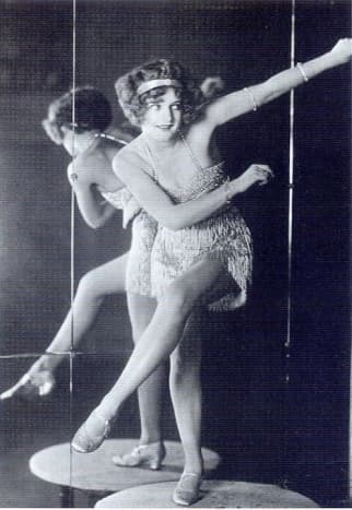 The goal for a 1920s costume!