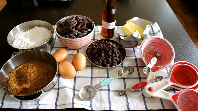 Homemade baked goods can be a great inexpensive gift exchange idea.