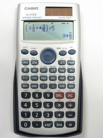 Casio fx-115ES