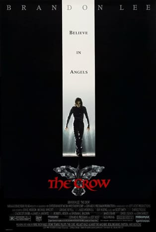 Visually stunning, Brandon Lee gives a performance that should have fully launched his career to grand new heights. Great revenge film and is a cult classic for a reason.