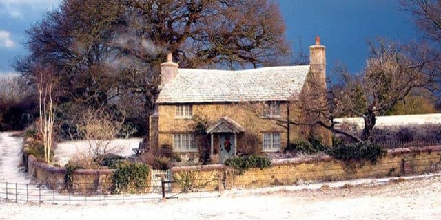 Rose Cottage Hill set.