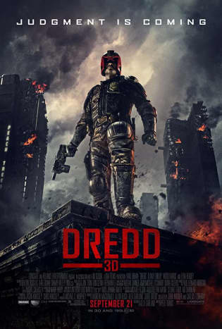 'Dredd' is hands down, easily, the best action movie out of 2012