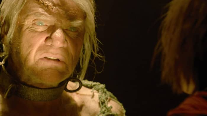 Malcolm McDowell is... Too good for this movie.