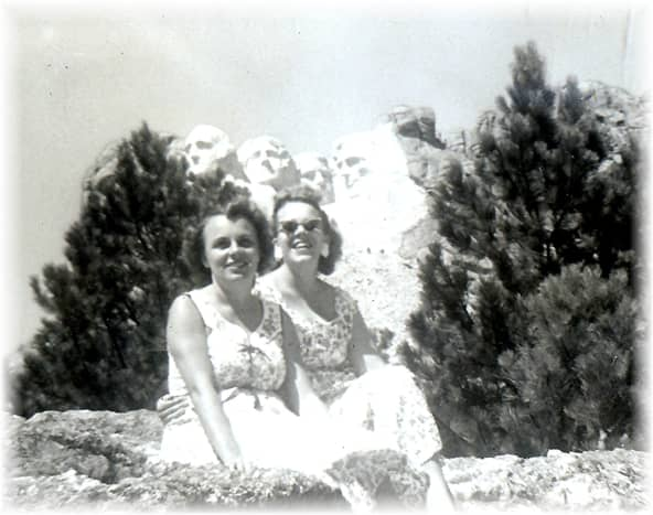 """""""Marge - Carol & Four Friends"""" (Mount Rushmore Pictures)"""