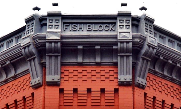 Georgetown, Colorado building