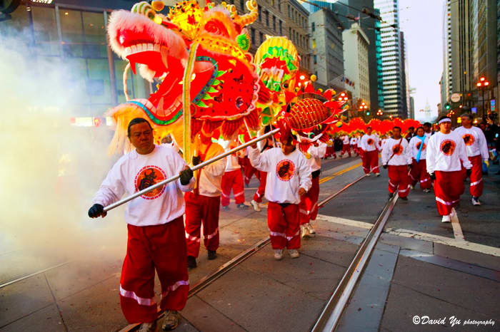 2009 Year of the Ox parade. 2012 will be the Year of the Dragon.