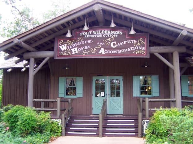 Fort Wilderness Reception Outpost