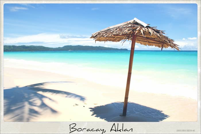 Boracay, Alkan is a great destination if you're looking for water sports, nightlife, or helmet diving.