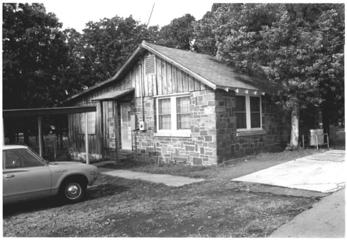 The Caretakers Cottage