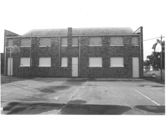 Poteau School Gymnasium and Auditorium