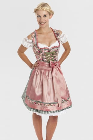 Example of a dirndl.