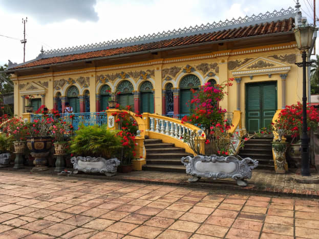 Binh Thuy Old House