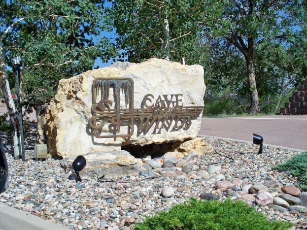 Cave of the Winds in Colorado Springs, Colorado