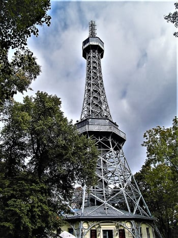 Observation Tower, Petrin Hill.