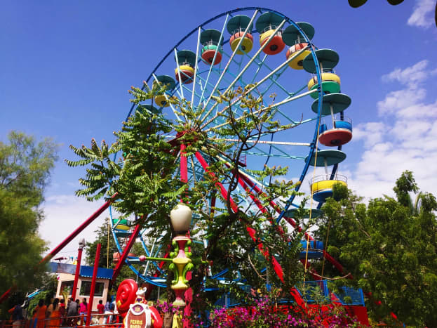 Ferris Wheel at VGL