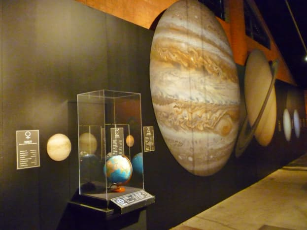 Information regarding planets in our solar system