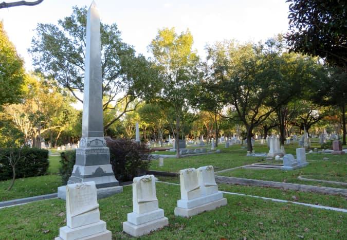 Schuplinsky Family Plot in Washington Cemetery