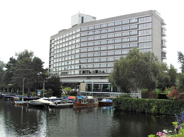 Hilton Amsterdam.