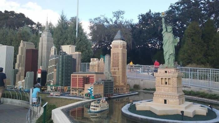 Miniland NYC.