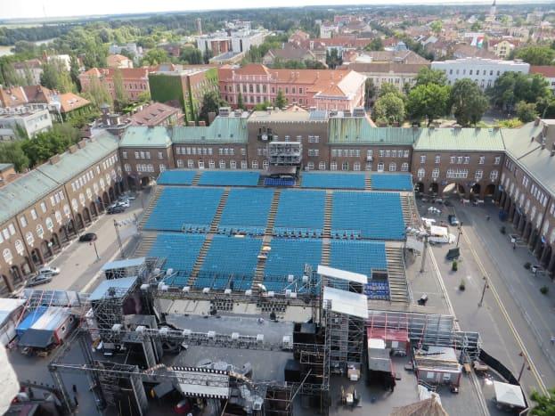 Szeged Open Air Theatre