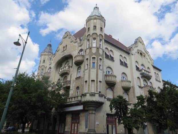 The Grof Palace