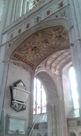 Exquisite, Embossed Ceiling