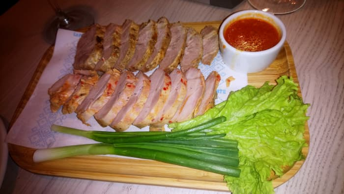 A Delicious Moldovan Meat Dish