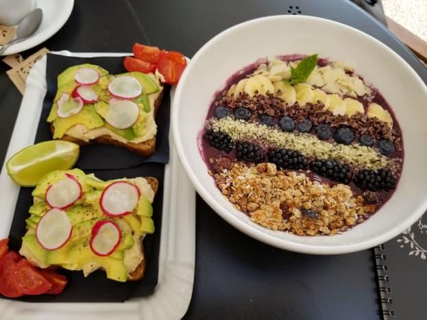 Vegan Breakfast – Ljubljana